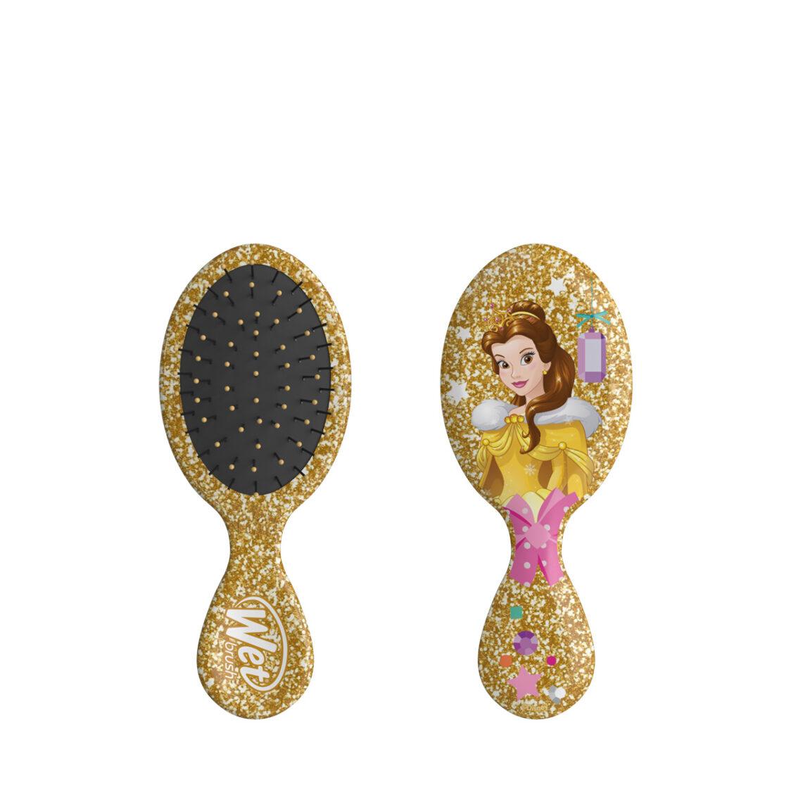 Wet Brush Disney Glitterball Mini Belle