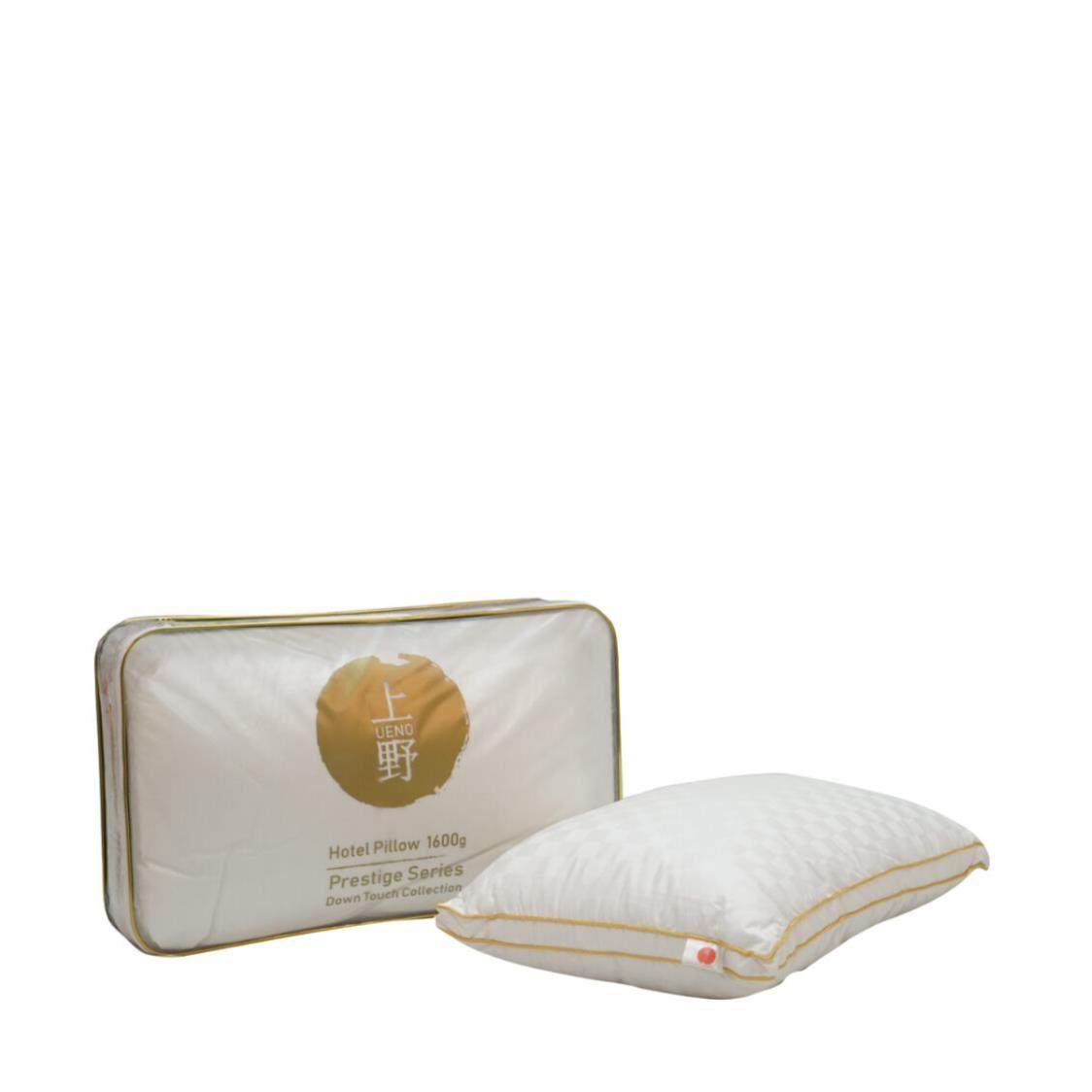 Ueno Prestige series Down Touch 1600g Pillow