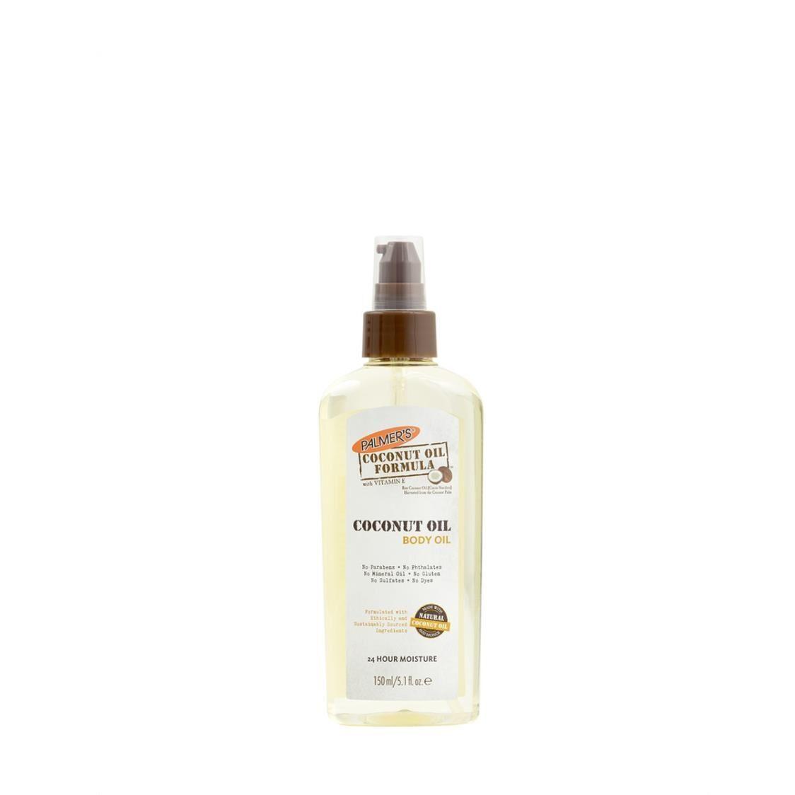 Coconut Body Oil 150ml
