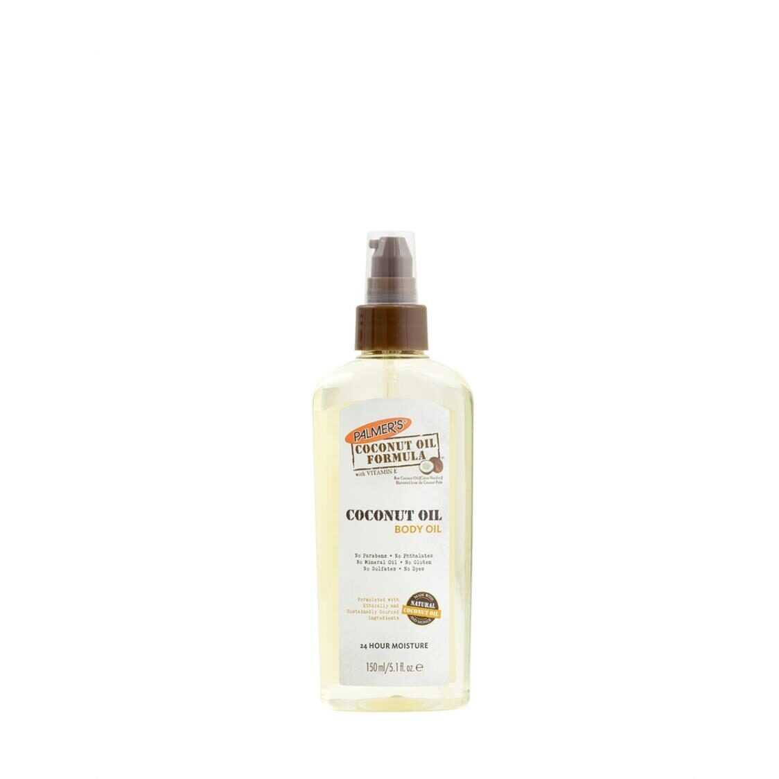 Palmers Coconut Body Oil 150ml