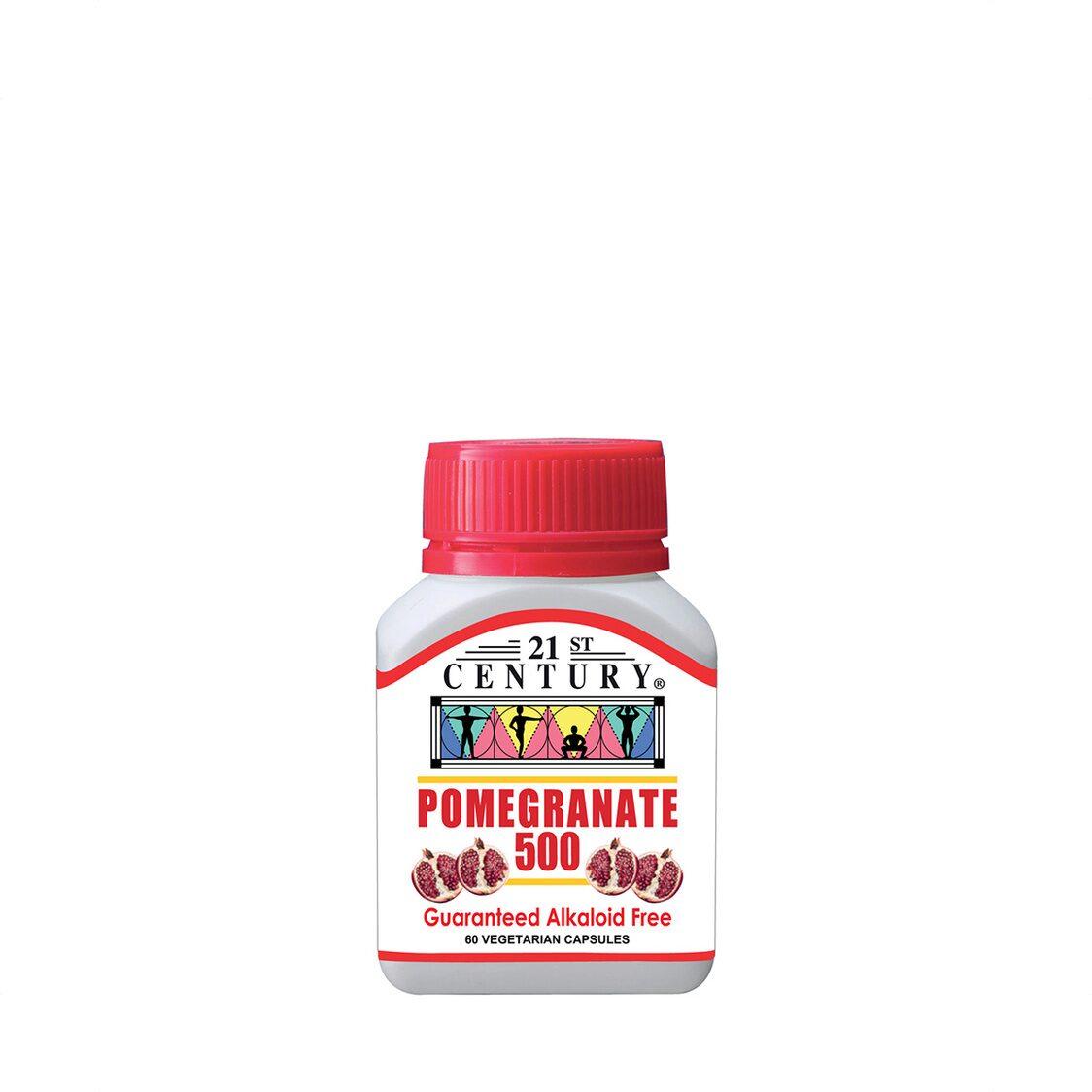 Pomegranate 500 60s