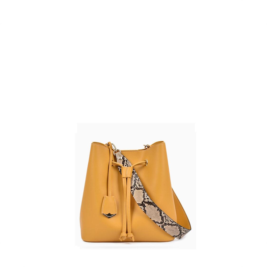 Rooty Bucket Bag Yellow