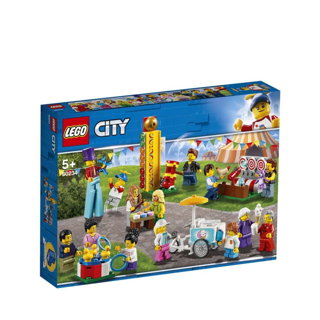 LEGO People Pack Fun Fair 60234 V29