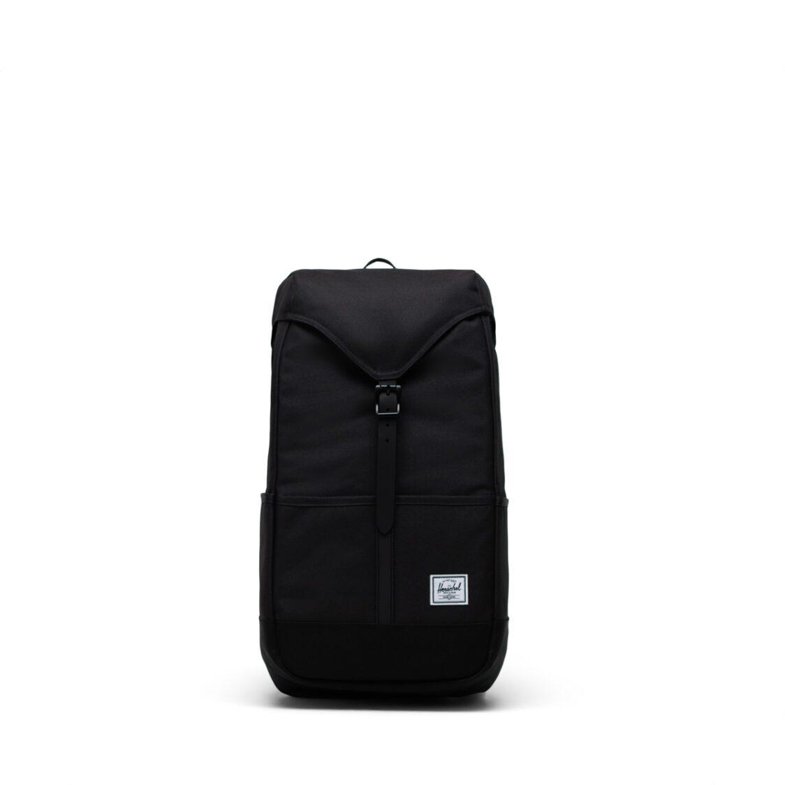 Herschel Thompson Pro Black Backpack 11041-00001-OS
