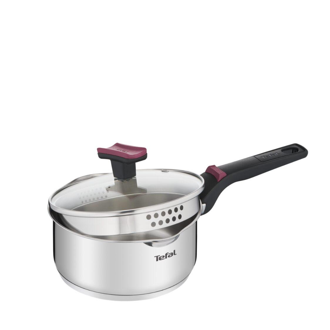 Tefal Cook  Clip Saucepan 18cm  Lid G72323