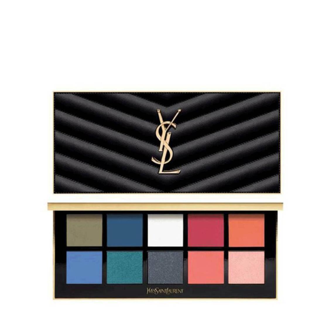 Yves Saint Laurent Beaute Couture Clutch Eyeshadow Palette Marrakesh