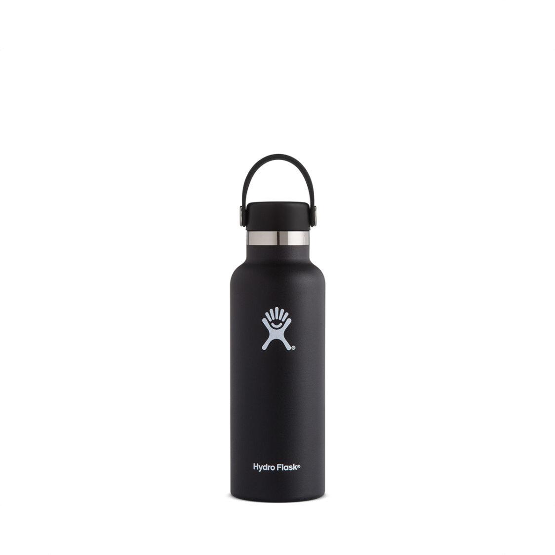 Hydro Flask Standard Flex Cap 18oz Black