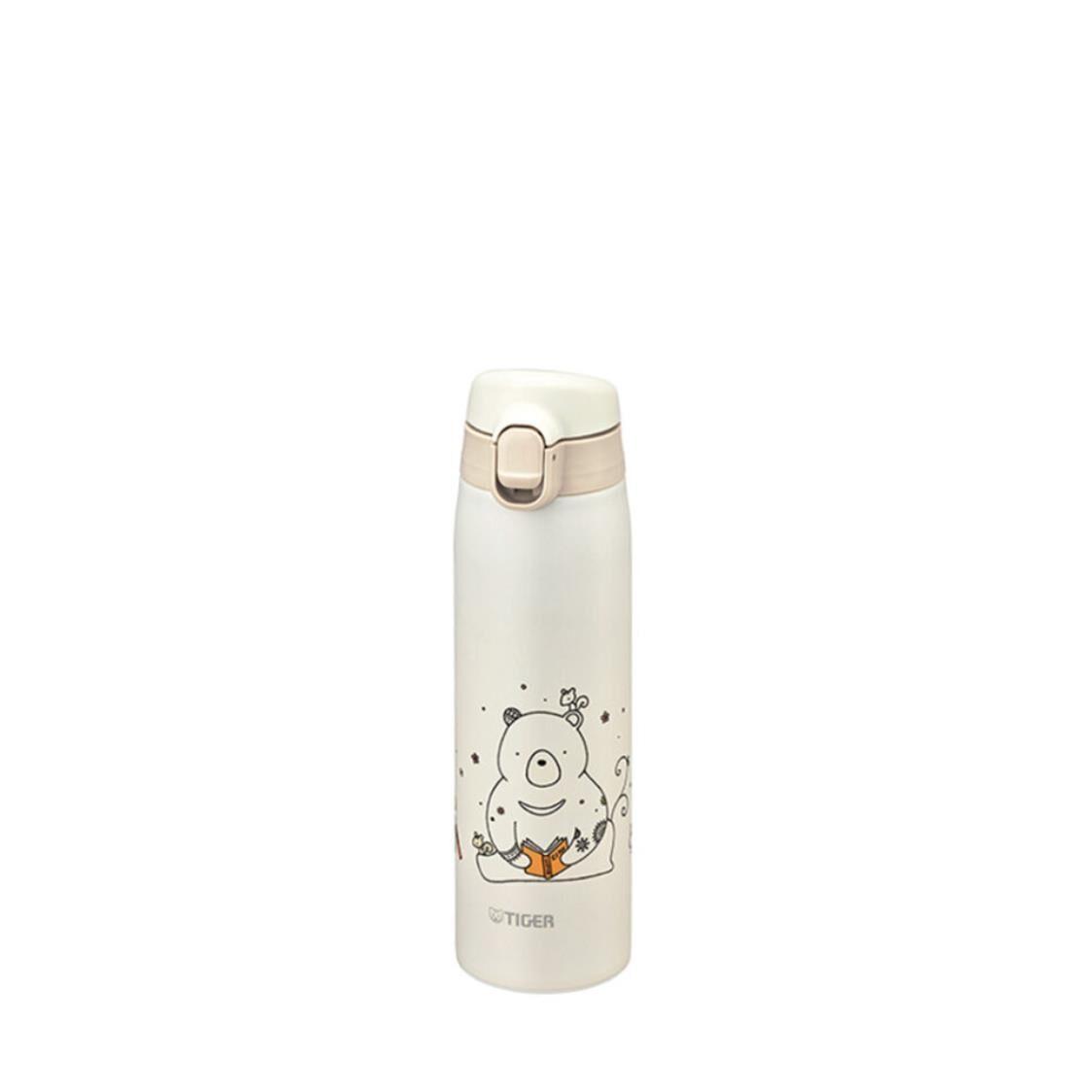 Tiger 500ml Ultra Light Weight Bottle Bear MCT-A050 W