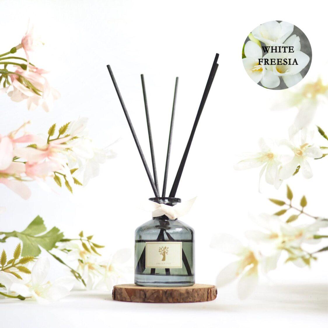 Pristine Aroma White Freesia Reed Diffuser 50ml