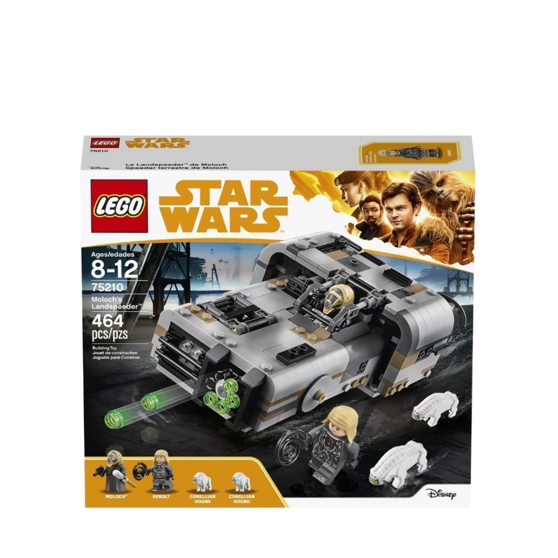 LEGO Star Wars - Molochs Landspeeder 75210 V29