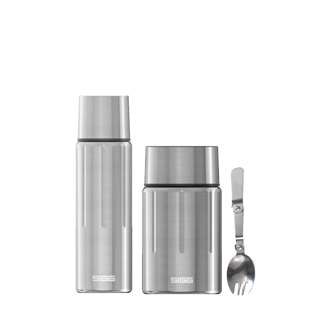 Sigg Bundle - 500ml Food Jar 873550  500ml Bottle Set 873400