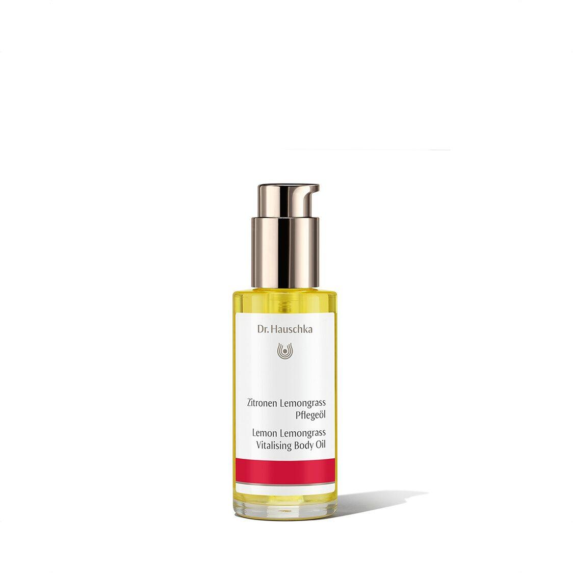 DrHauschka Lemon Lemongrass Vitalising Body Oil 75ml