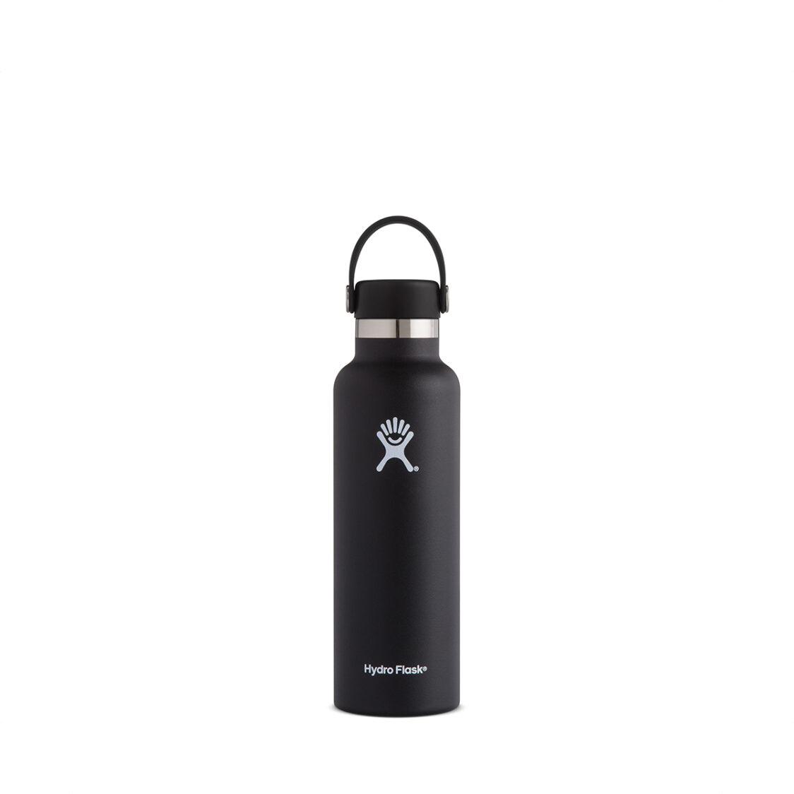 Hydro Flask Standard Flex Cap 21oz Black