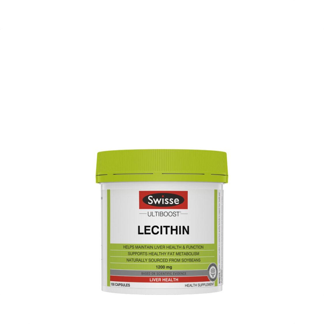 Swisse Ultiboost Lecithin 150s