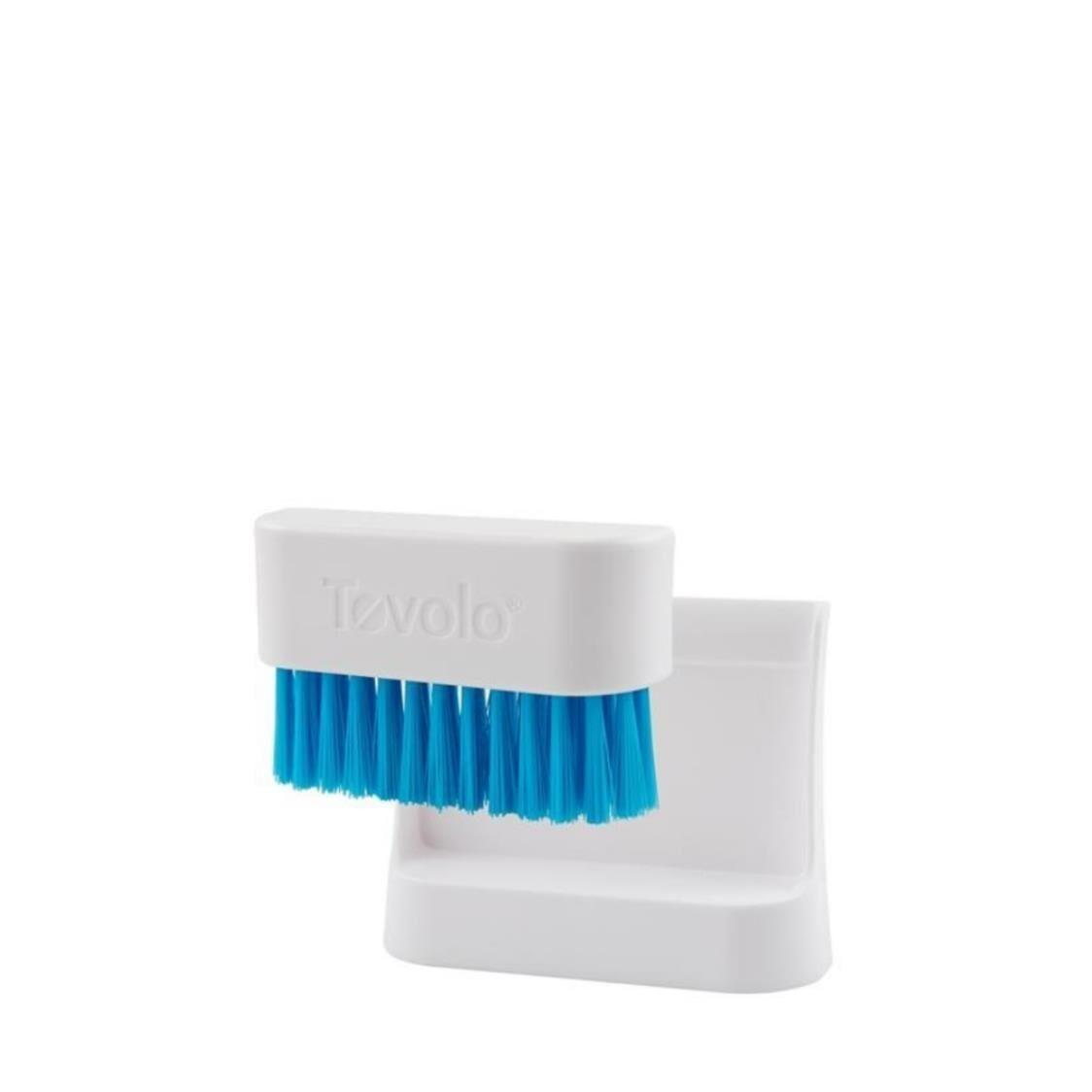 Tovolo Magnetic Countertop Brush  Dustpan