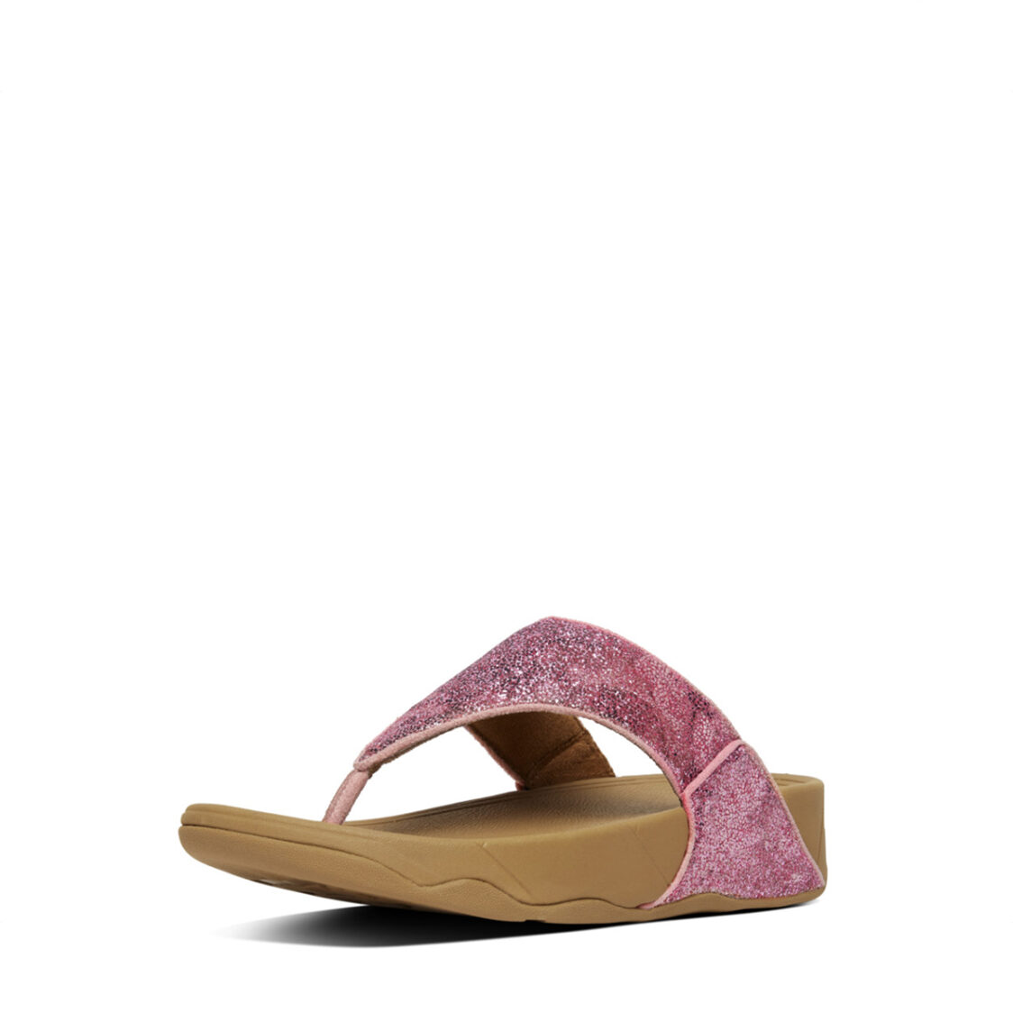 Fitflop Vanessa Toe-Thongs Heather Pink