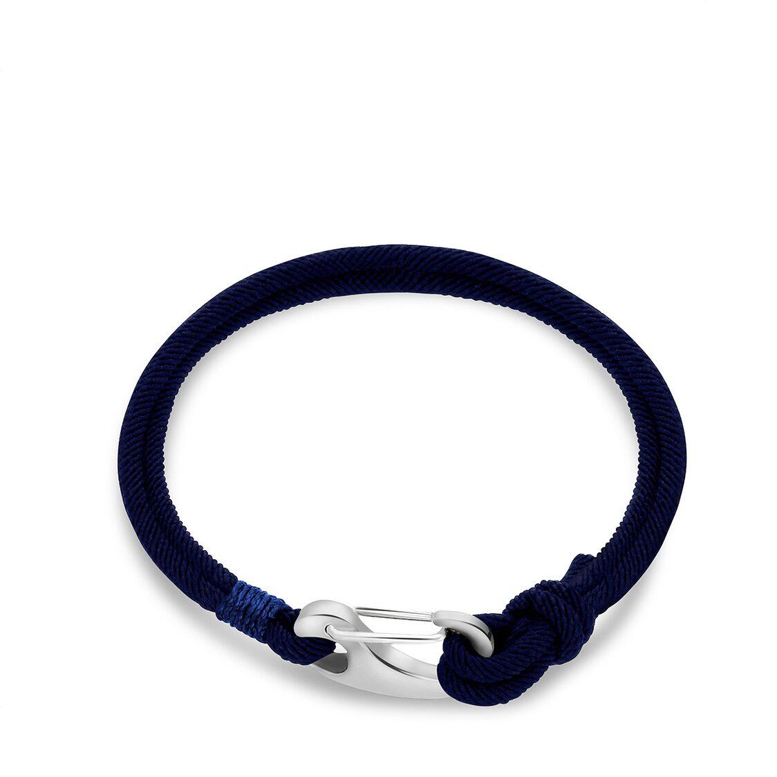 Ron Bracelet - Navy Rope