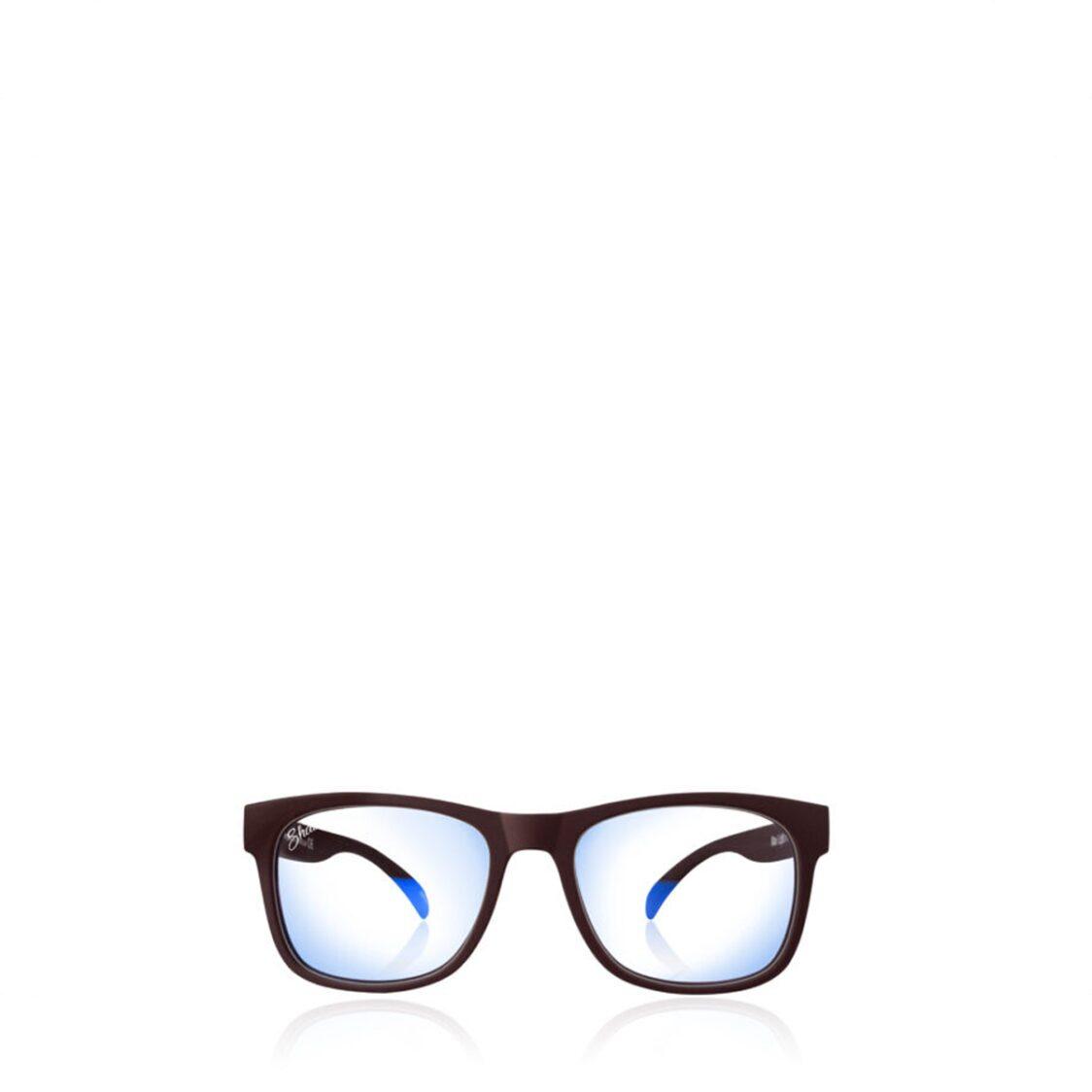 Shadez Eyewear Blue Light Brown Junior Aged 3-7 Years Old SHZ-119