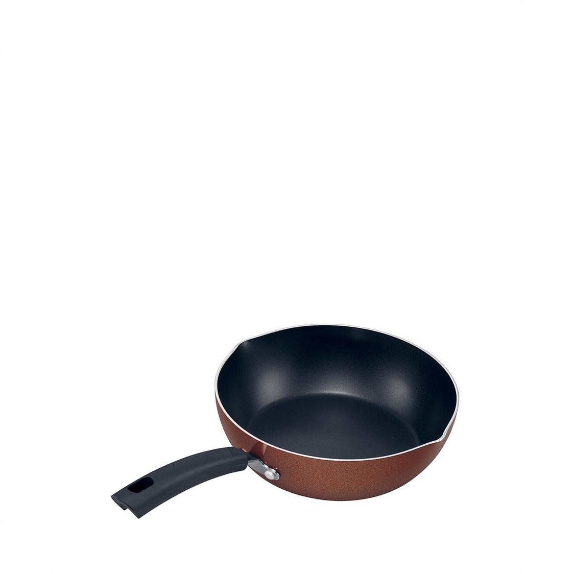 Meyer Brown 20cm Open Chef Pan