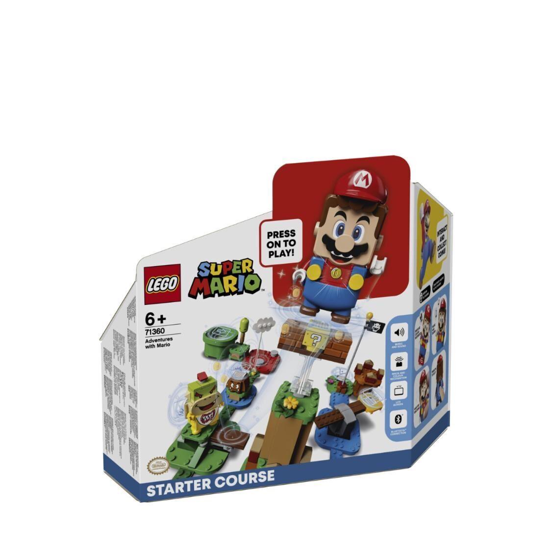 LEGO Adventures With Mario Starter Course 71360