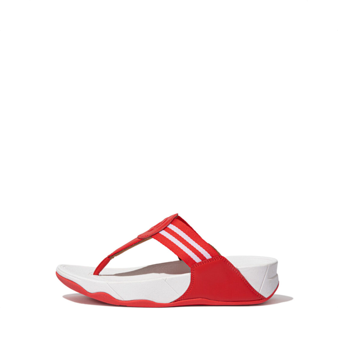 Fitflop Walkstar Toe-Post Sandals Red Dx4-002
