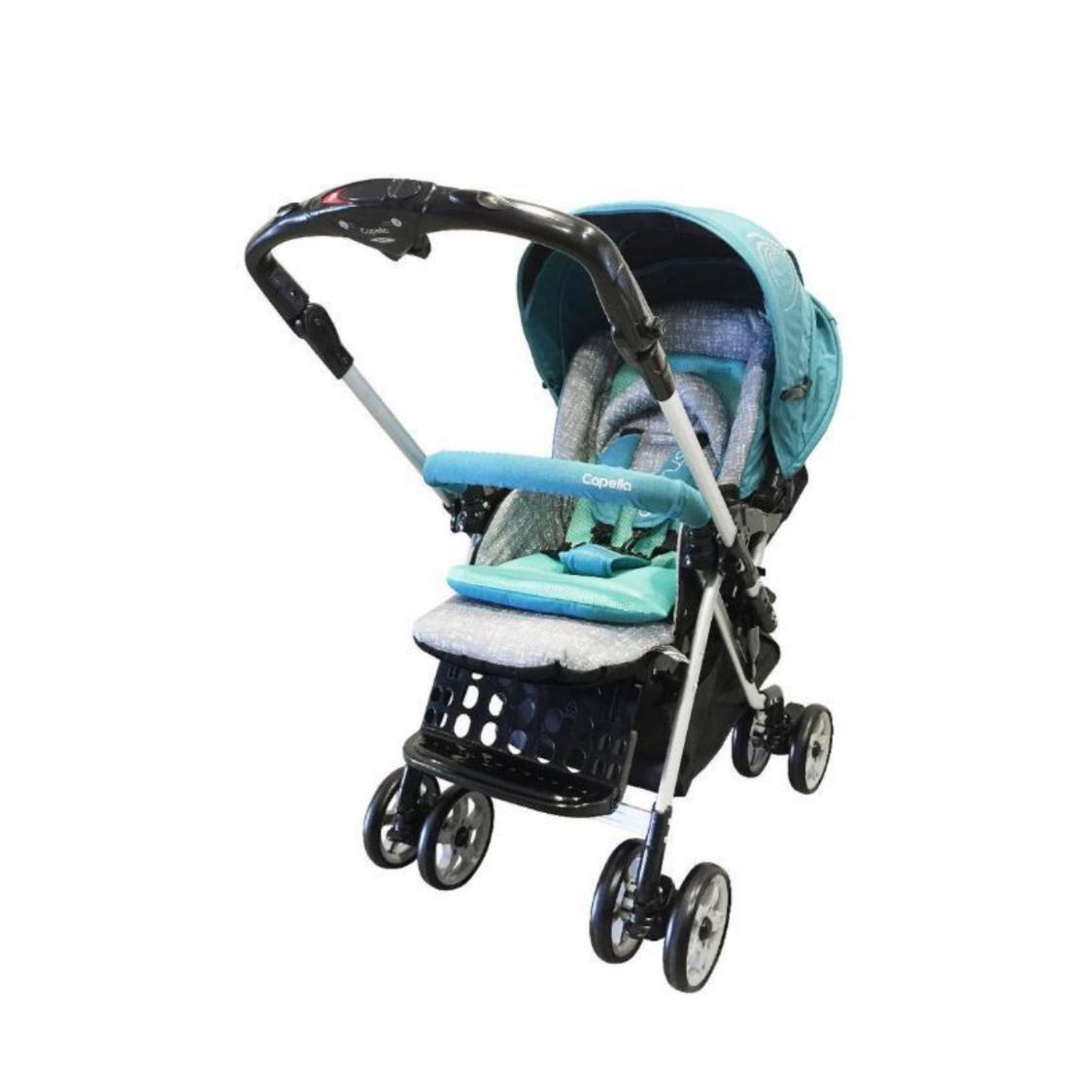 Adonis Travel System Stroller Blue Weight 860 kg