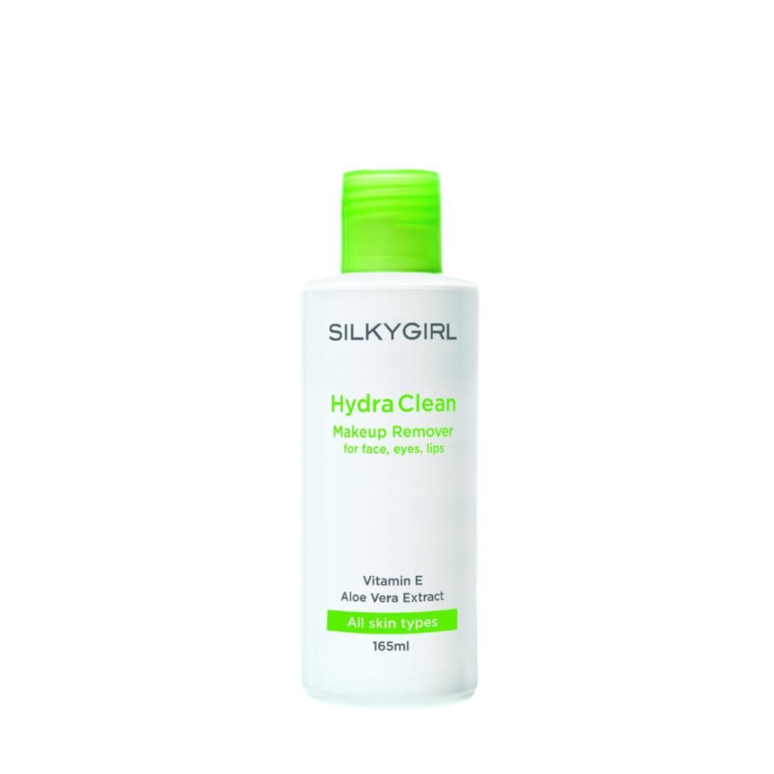 Silkygirl Hydra Clean Makeup Remover