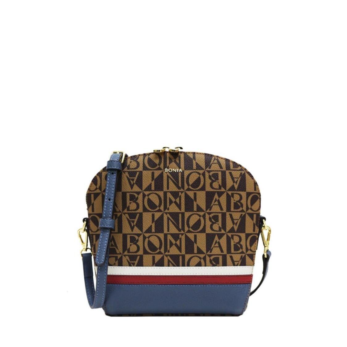 Bonia Monogram Crossbody Bag 801405-008-78
