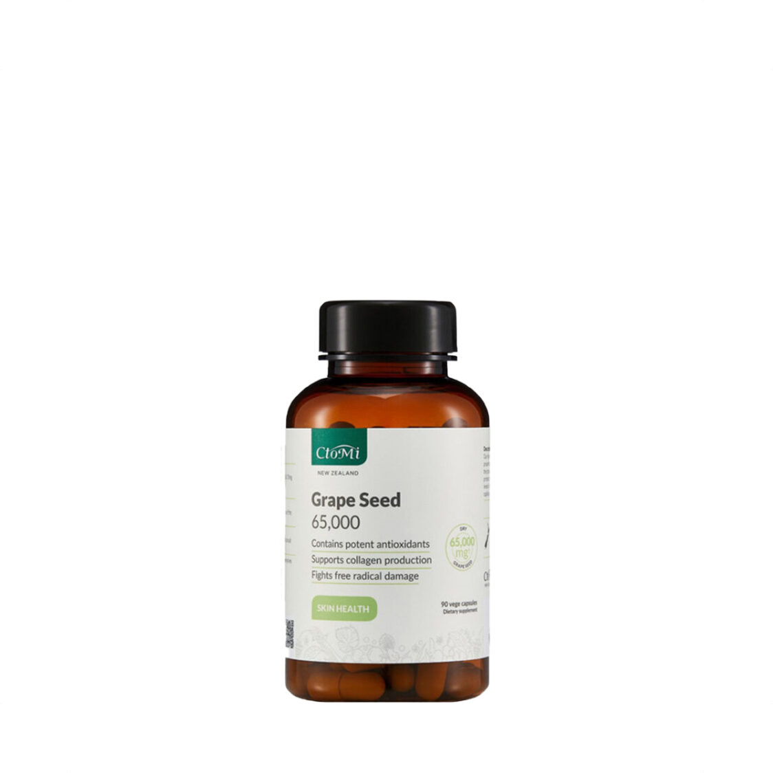 Ctomi Grapeseed 65000MG 90s