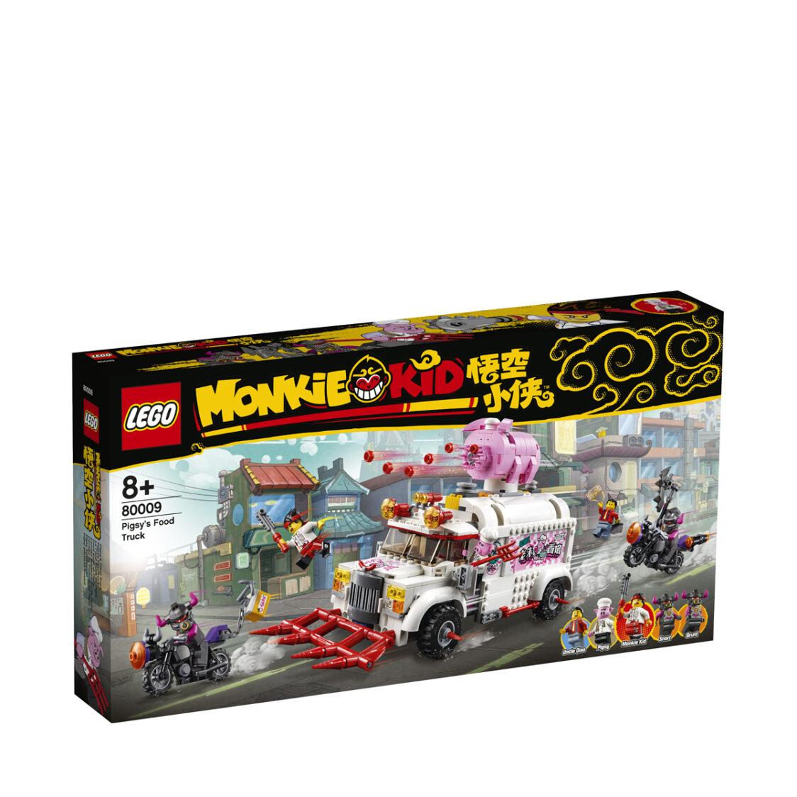 LEGO Pigsy Food Truck 80009 V29