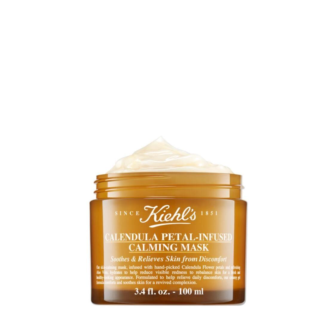 Kiehls Since 1851 Since 1851 Calendula Petal-Infused Calming Mask 100ml