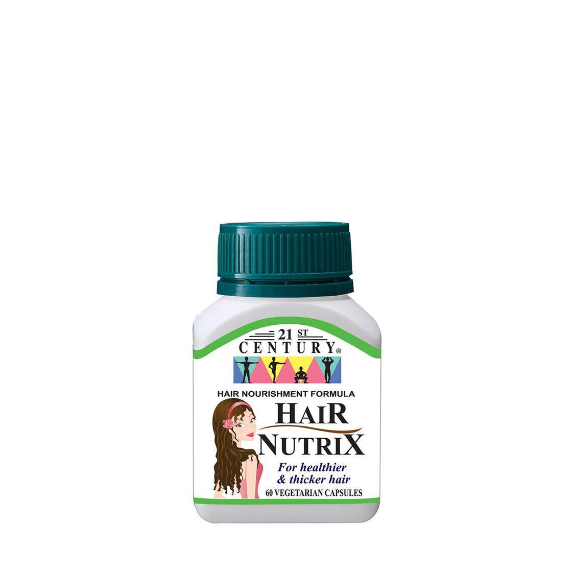 Hair Nutrix Vege Caps 60s