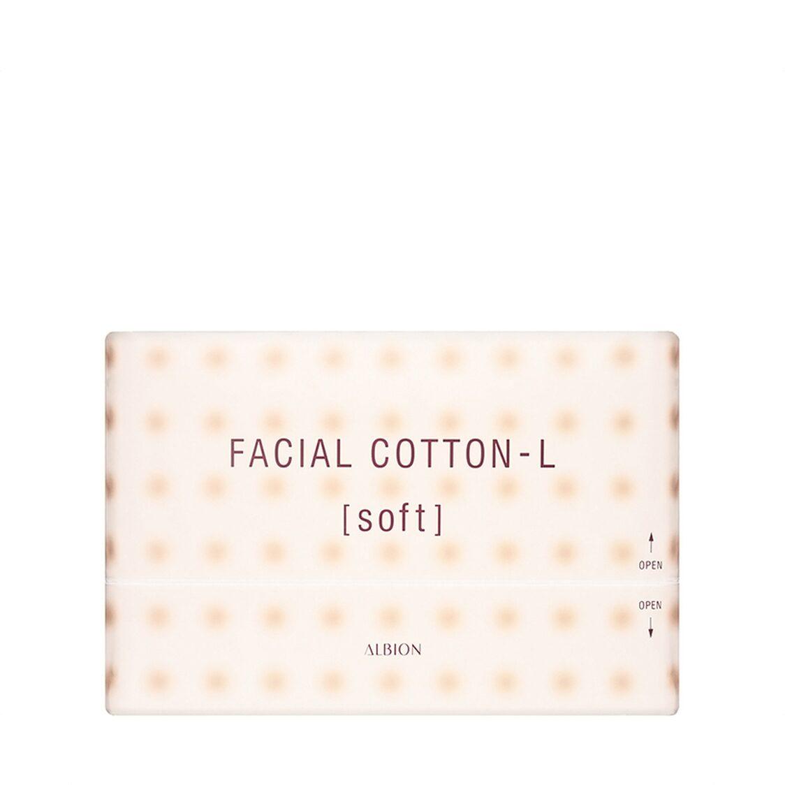 ALBION Cotton Soft 120 Pads