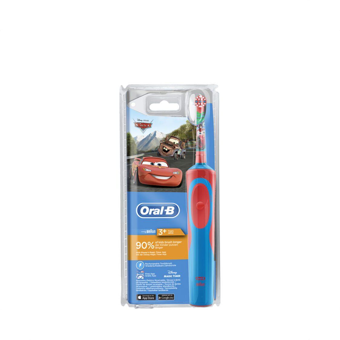 Oral B Vitality Cars Handle