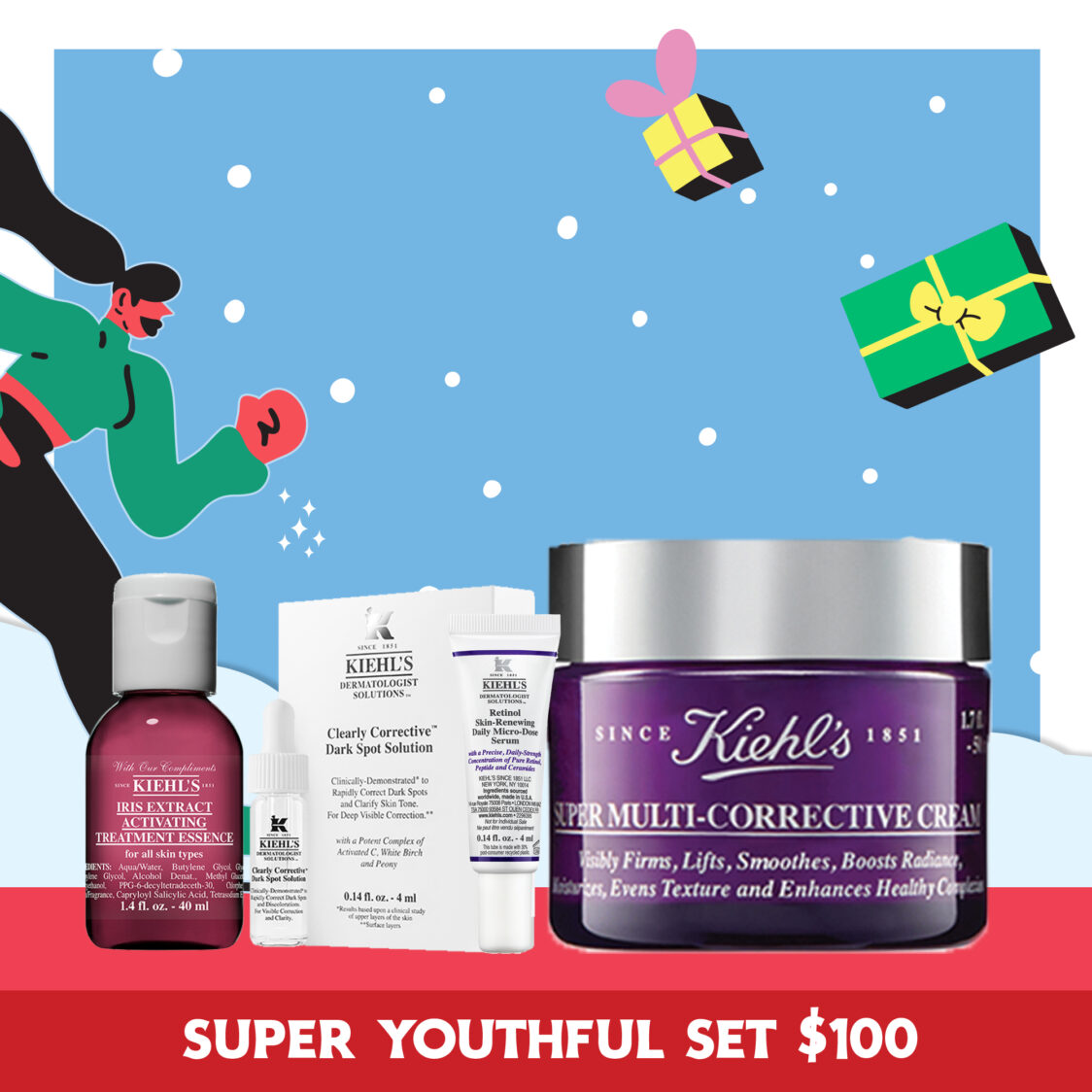 Kiehls Since 1851 Super Multi-Corrective Cream 50ml