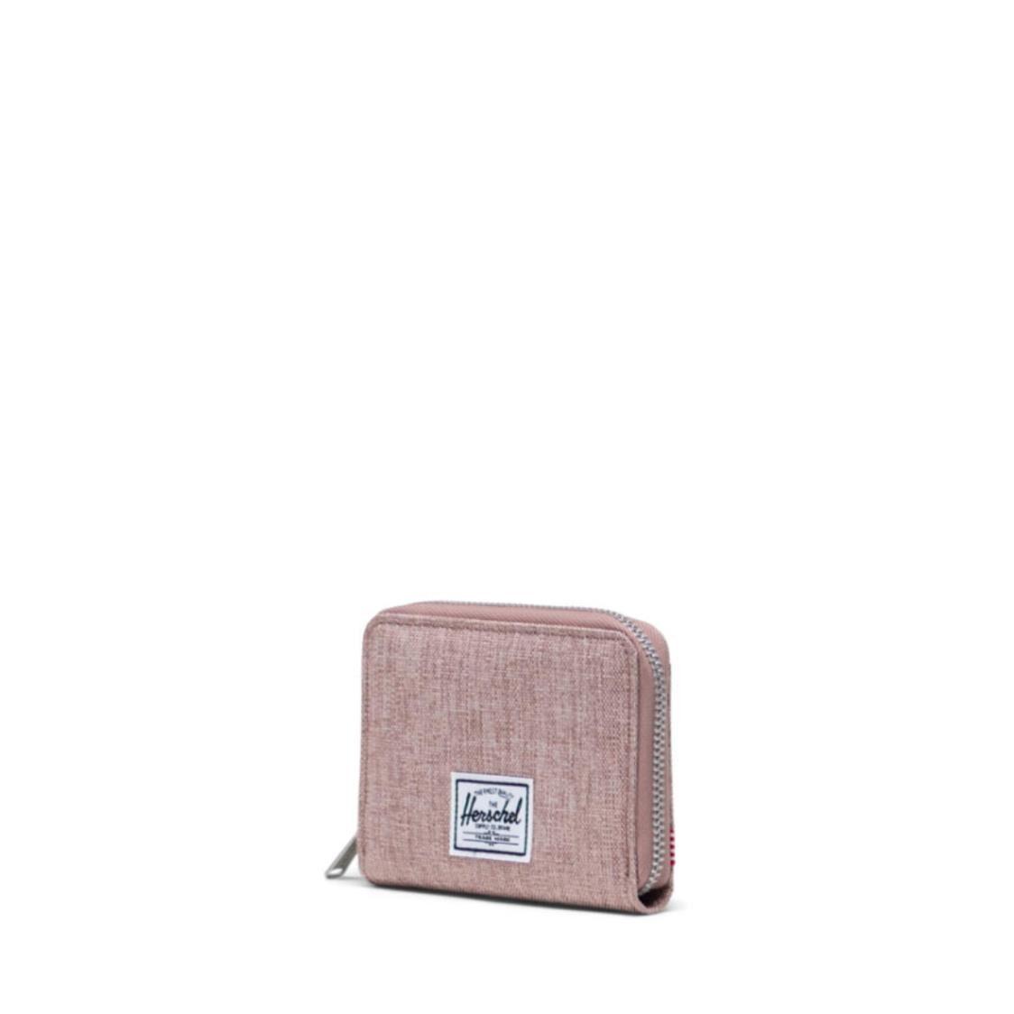 Herschel Tyler Ash Rose Crosshatch Wallet 10691-04885-OS
