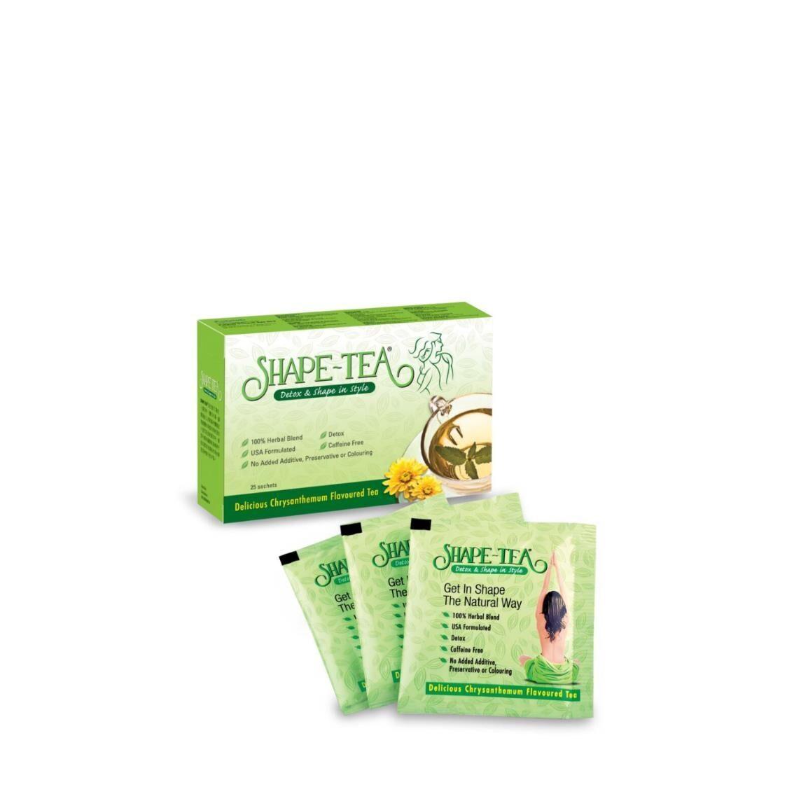 Shape Tea Slimming Tea - Detox  Shape in Style 25 Sachets