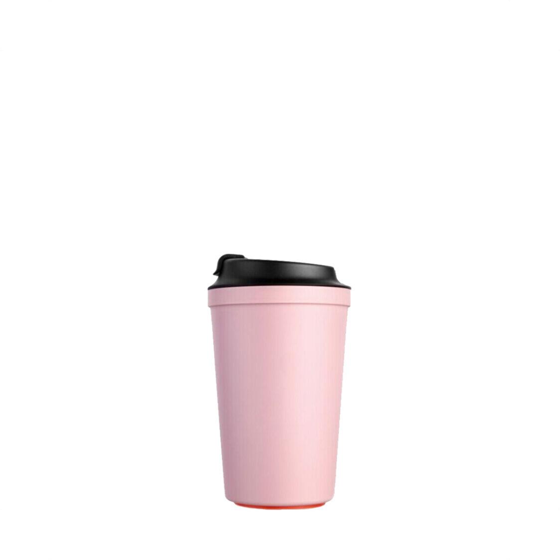 Artiart Suction Idea Caf Mug Pink 340ml