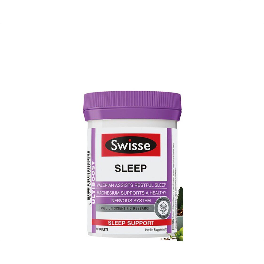 Swisse Ultiboost Sleep 60s