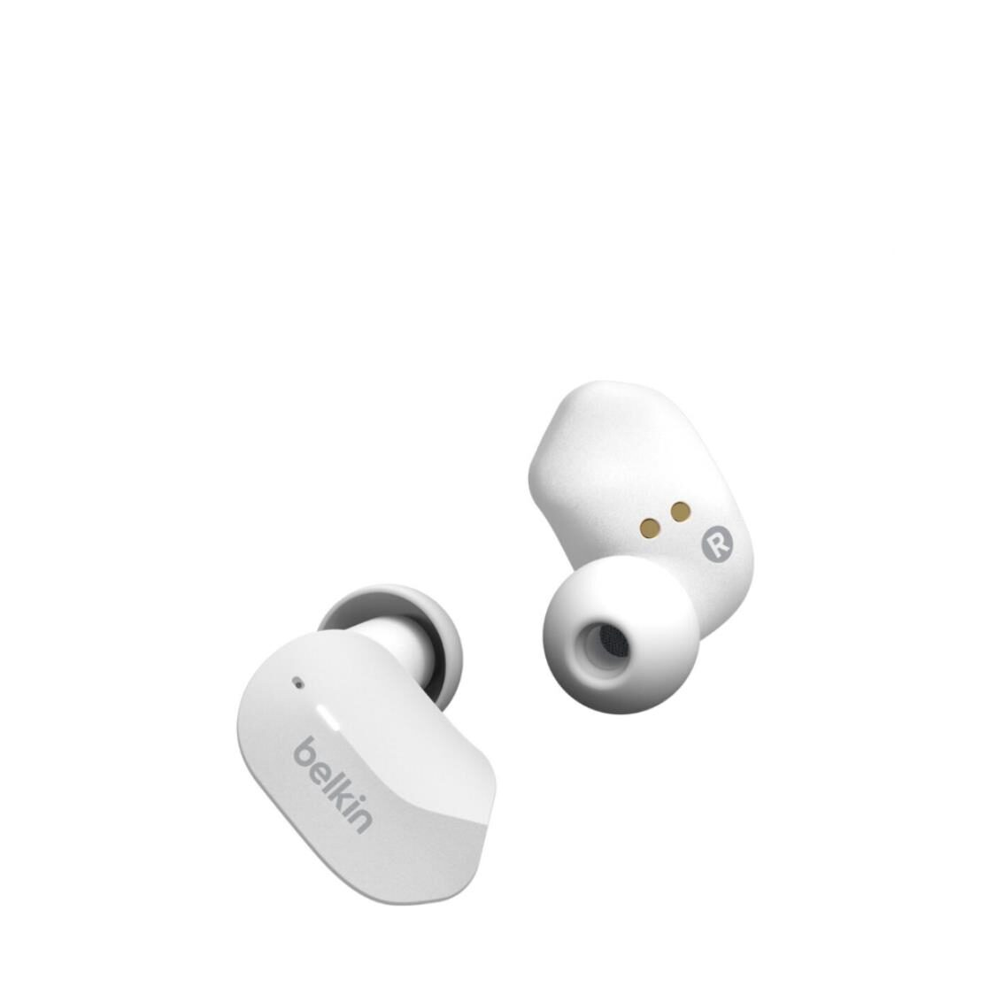 Belkin Soundform True Wireless Earbuds White
