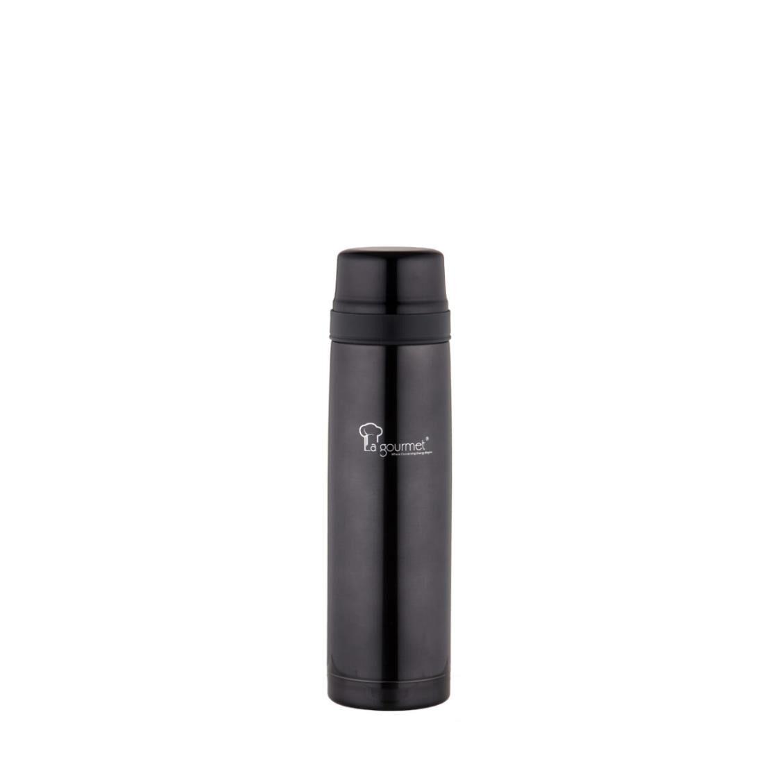 La Gourmet Amber 1L Thermal Flask Black LGTA327222