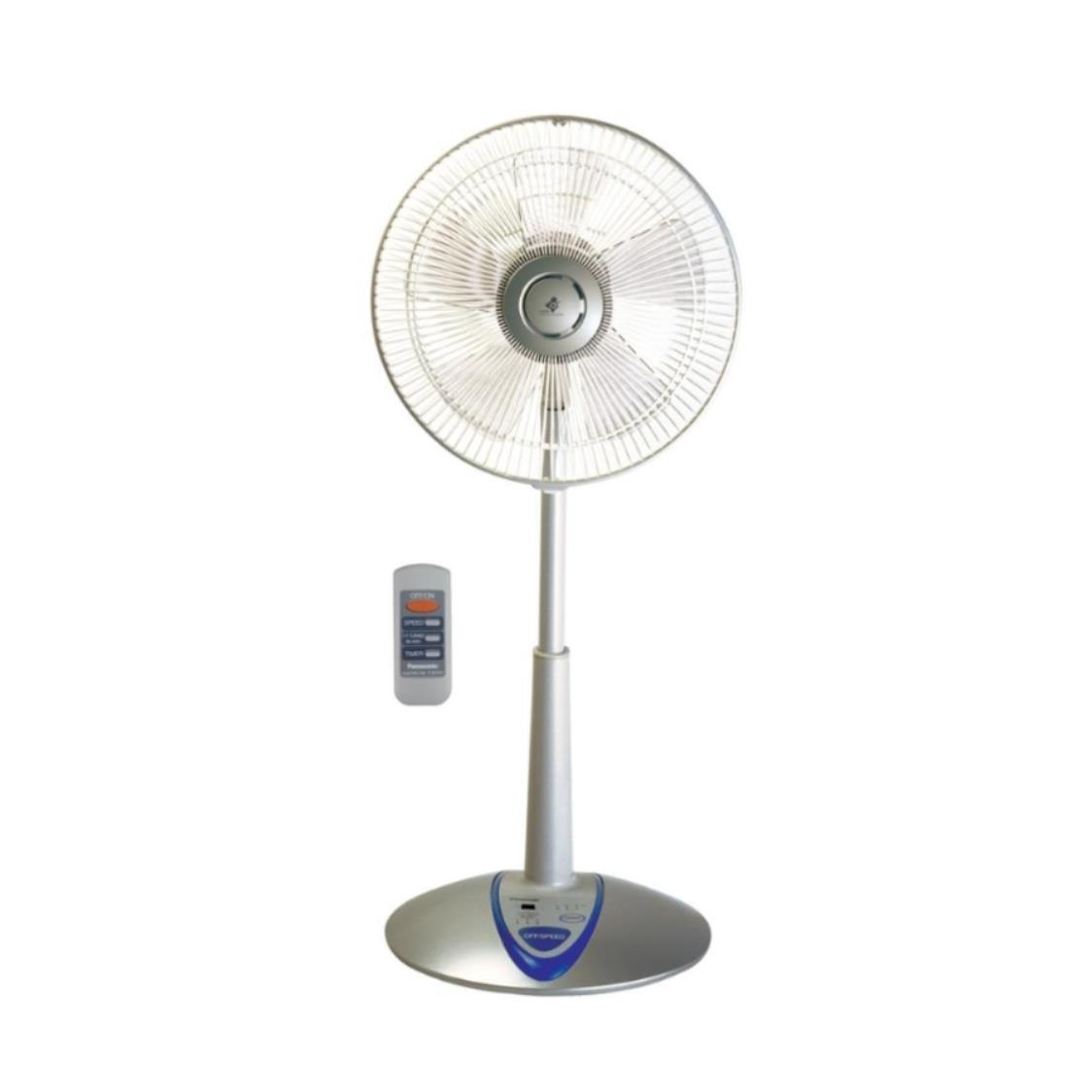 Panasonic Electric Living Fan W Remote Control 12 F-307KHT