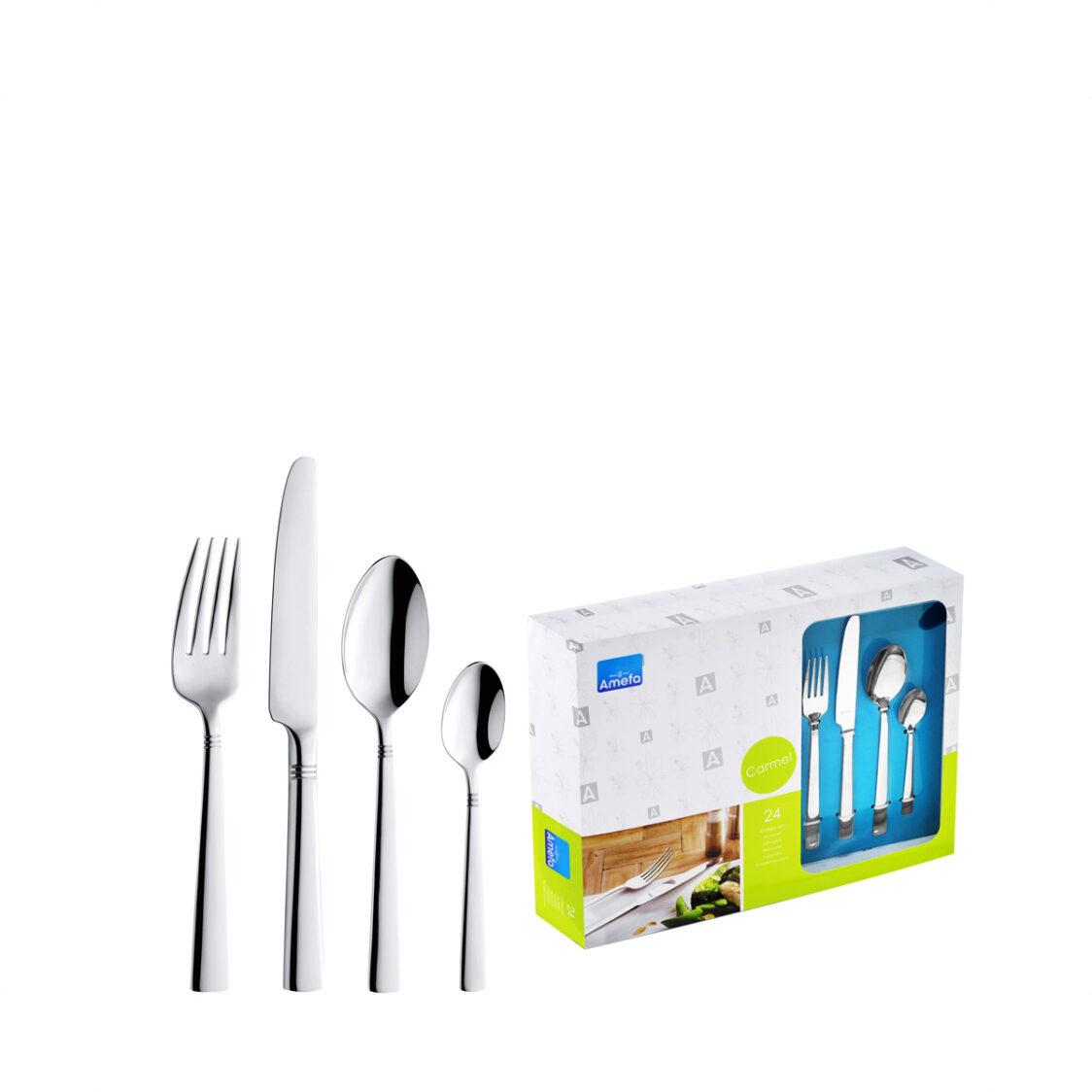 Richardson Amefa Carmel 24pc Cutlery Set