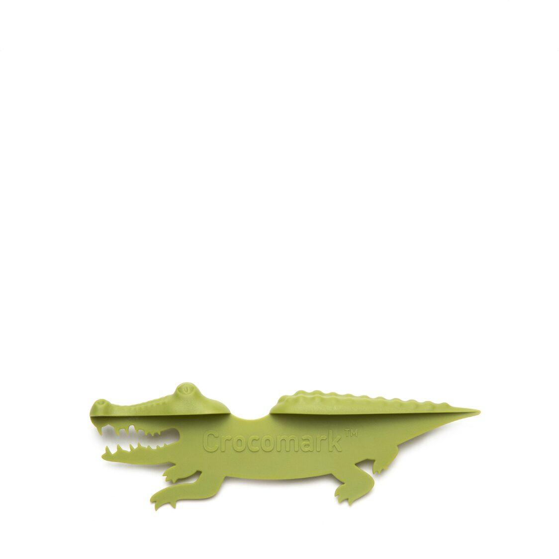 Peleg Crocomark Crocodile Bookmark