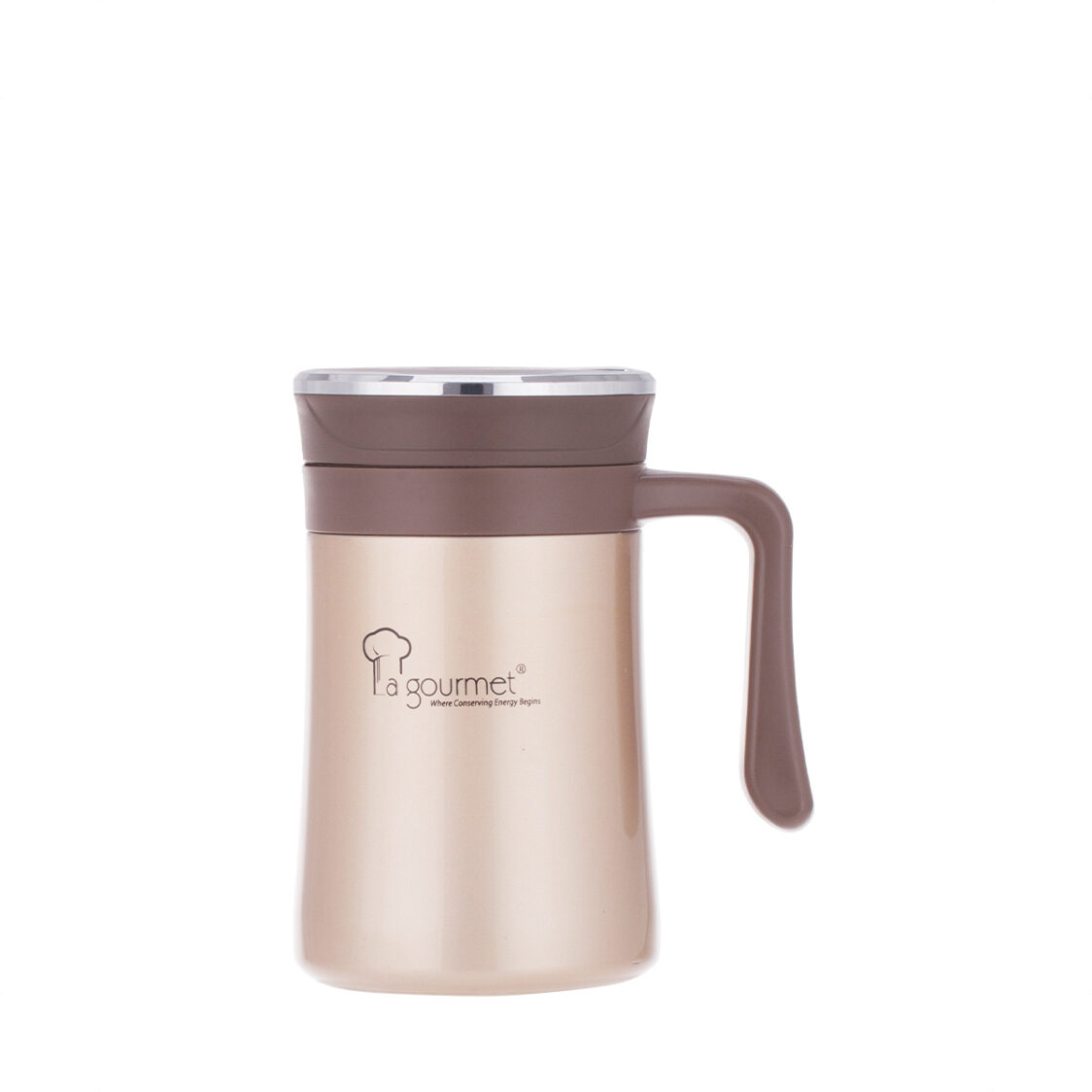 La Gourmet Gold 05L Thermal Mug LGRG353207