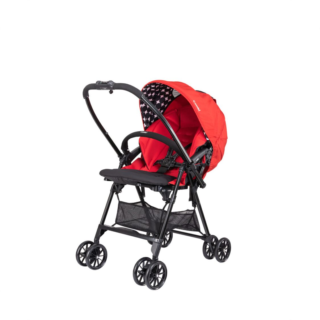 Combi Neyo Plus Red Stroller 148 Months 48KG