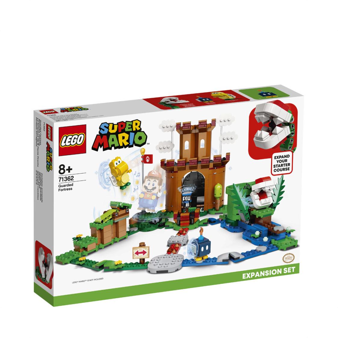 LEGO Guarded Fortress Expansion Set 71362 V29