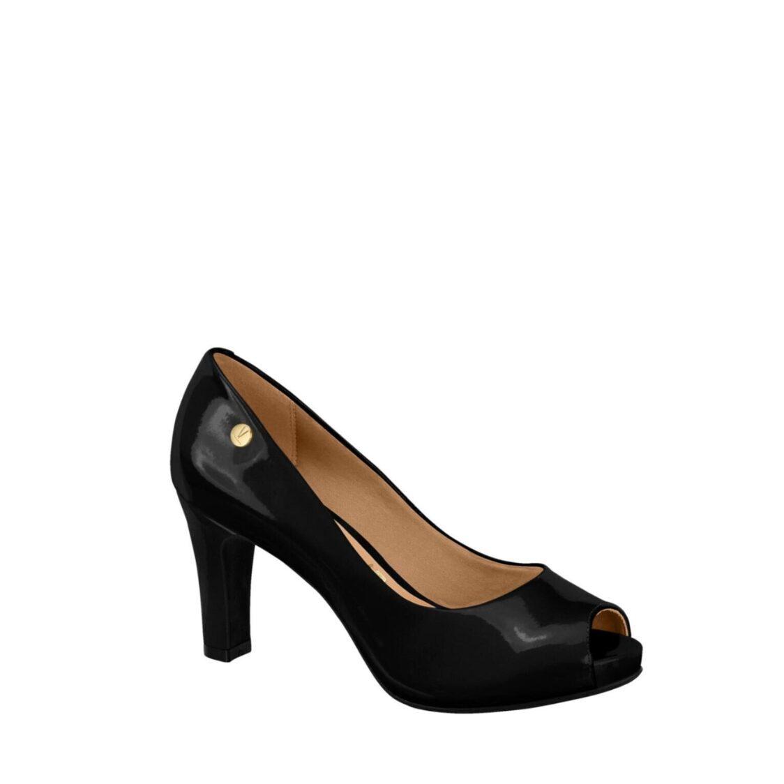 Vizzano Thickly Heels Black
