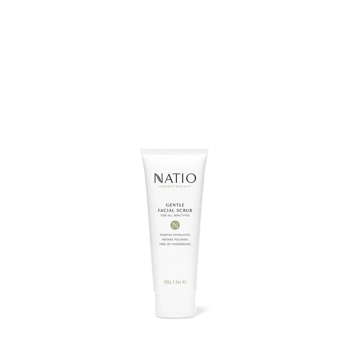 Natio Gentle Facial Scrub 100g