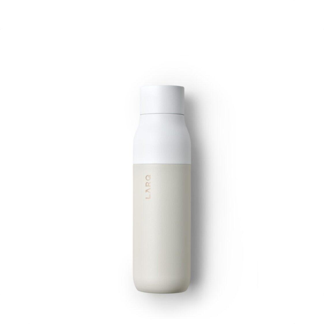 Larq Self - Cleaning Bottle 500ml Granite White